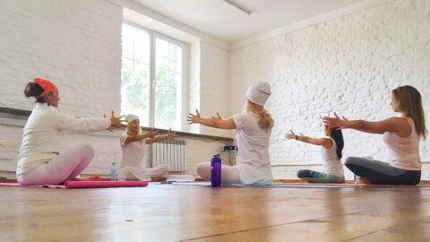 кундалини йога в алматы