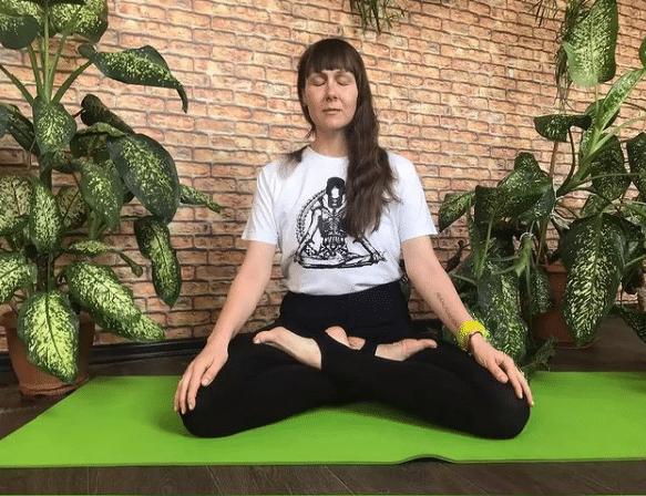 инь йога алматы